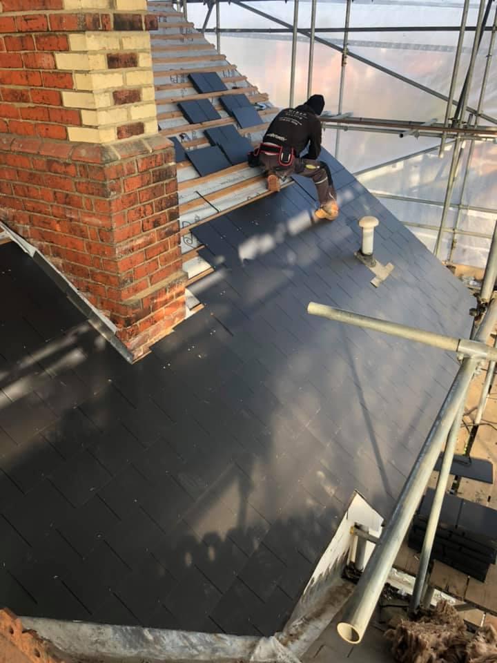 Roof Repairs Basildon