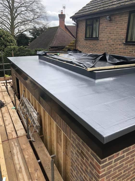 Roof repairs Twyford