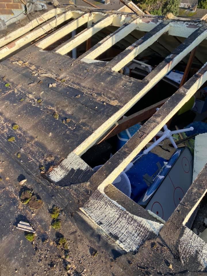 Roofing Earley